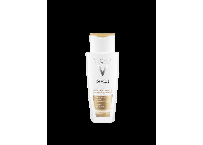 Dercos Nourishing Reparative Cream Shampoo