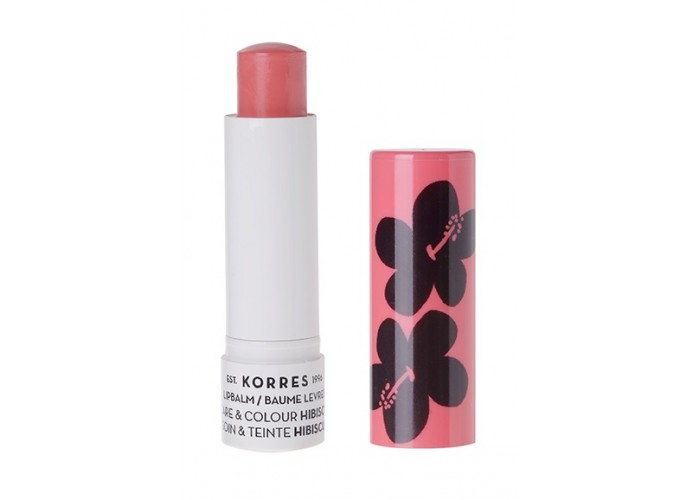 Lip Balm Care & Colour Hibiscus
