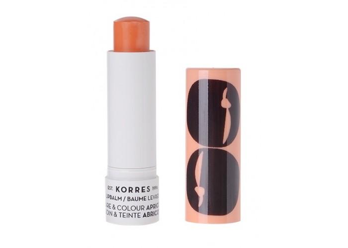 Lip Balm Care & Colour Apricot