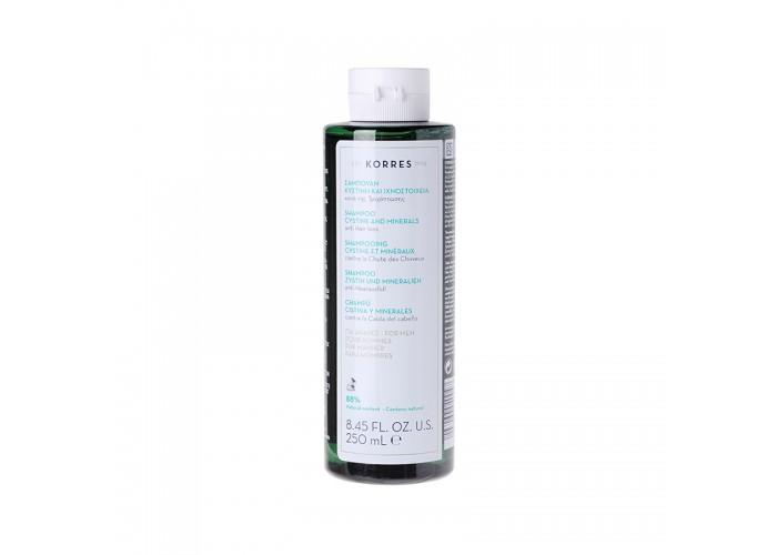 Shampoo Cystine & Minerals