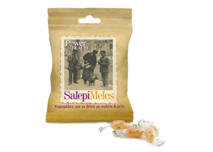 SalepiMeles Candies Κρυολόγημα