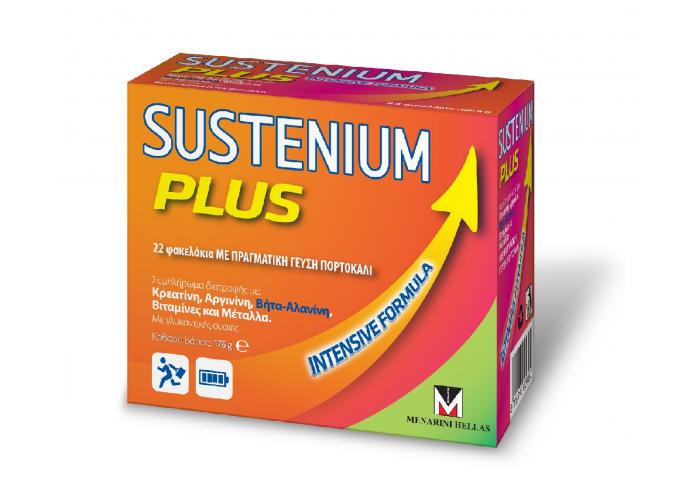 Sustenium Plus Βιταμίνες